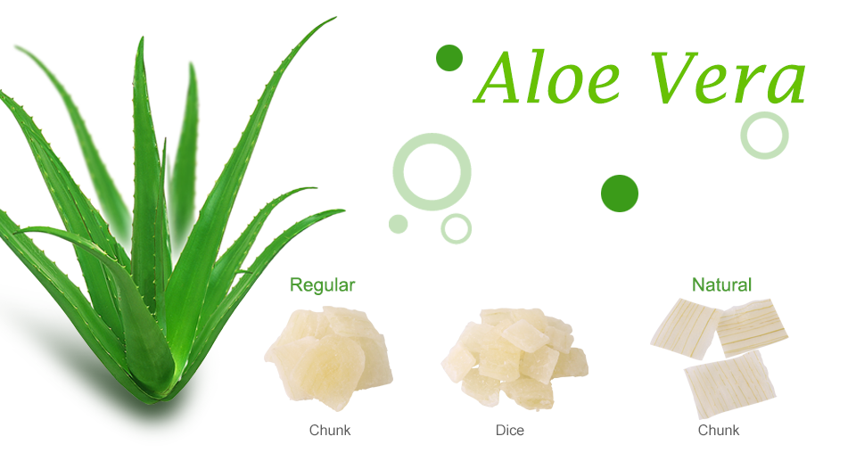 Aloe Vera Dried Fruit