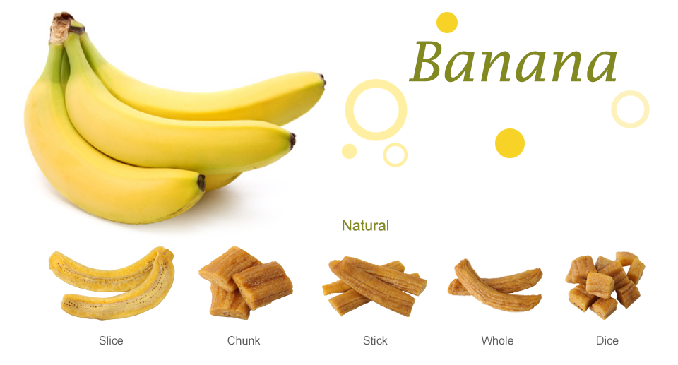 Banana Dried Fruit