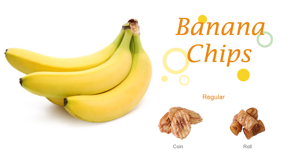 Banana Chips Dried Fruit