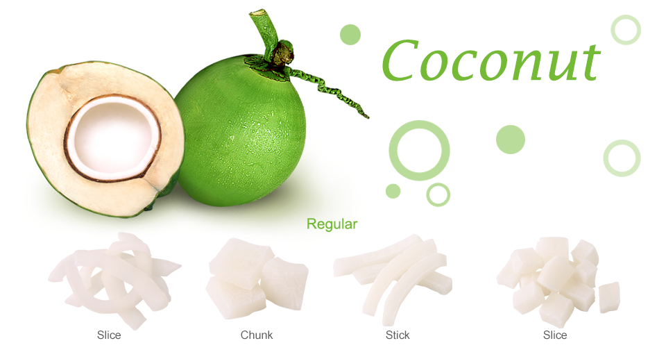 Coconut Dried Fruit