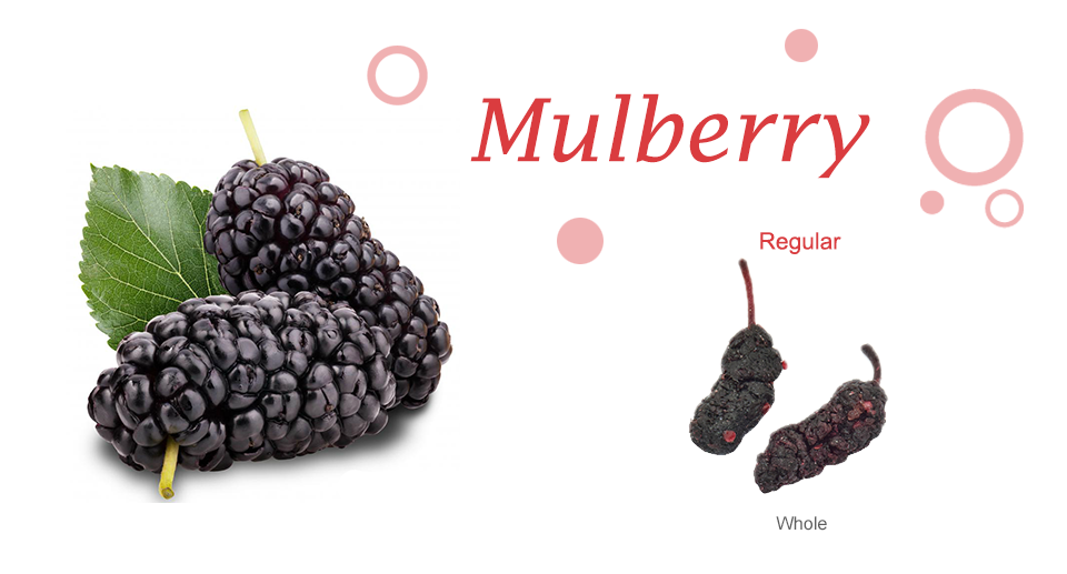 Mulberry Dried Fruit
