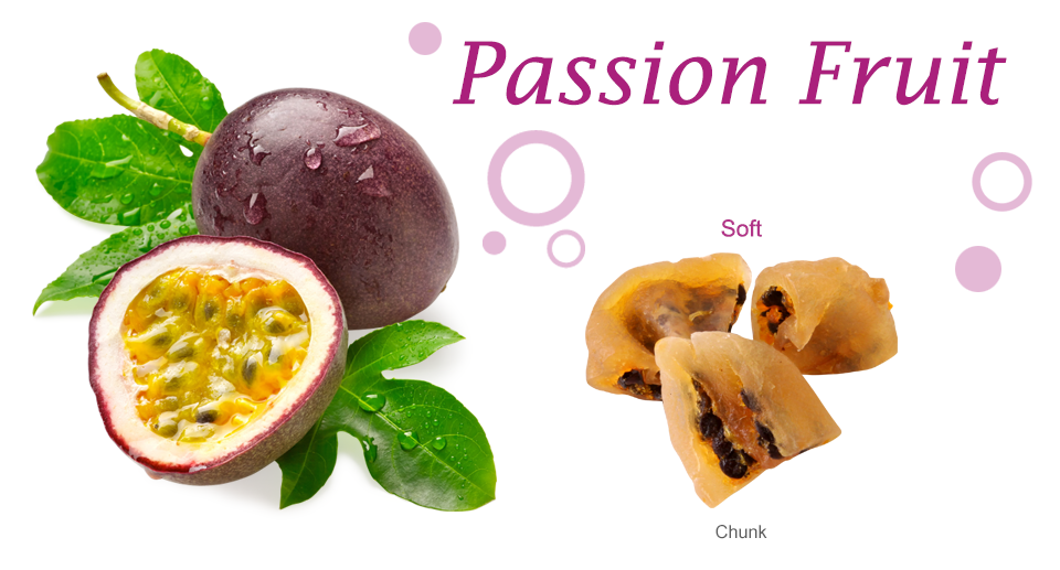 Passion Fruit Dried Fruit