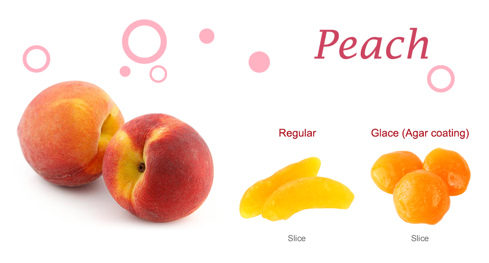 Peach Dried Fruit