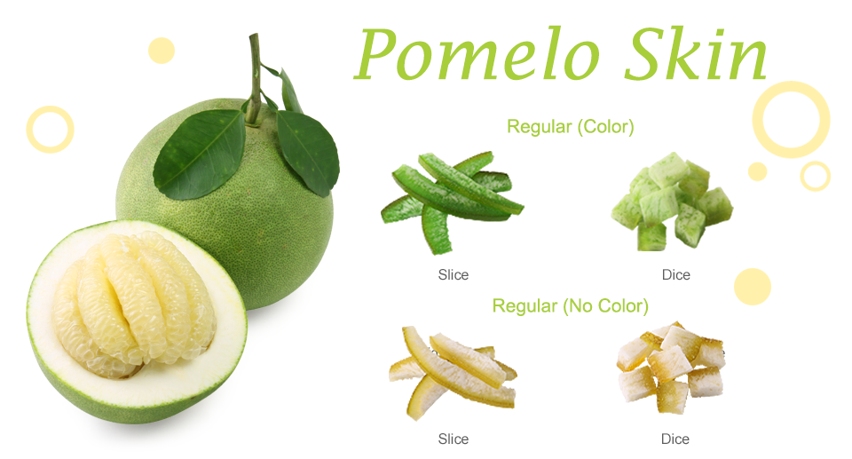 Pomelo Skin Dried Fruit