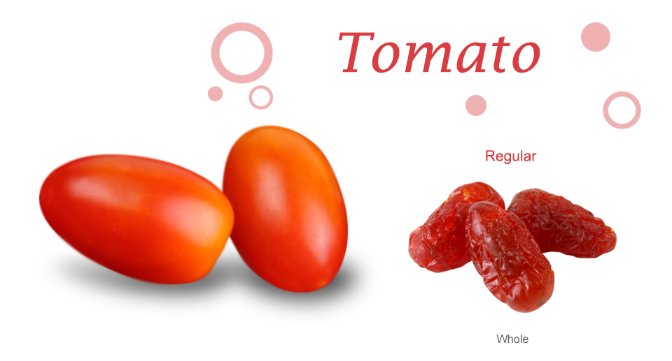 Tomato Dried Fruit
