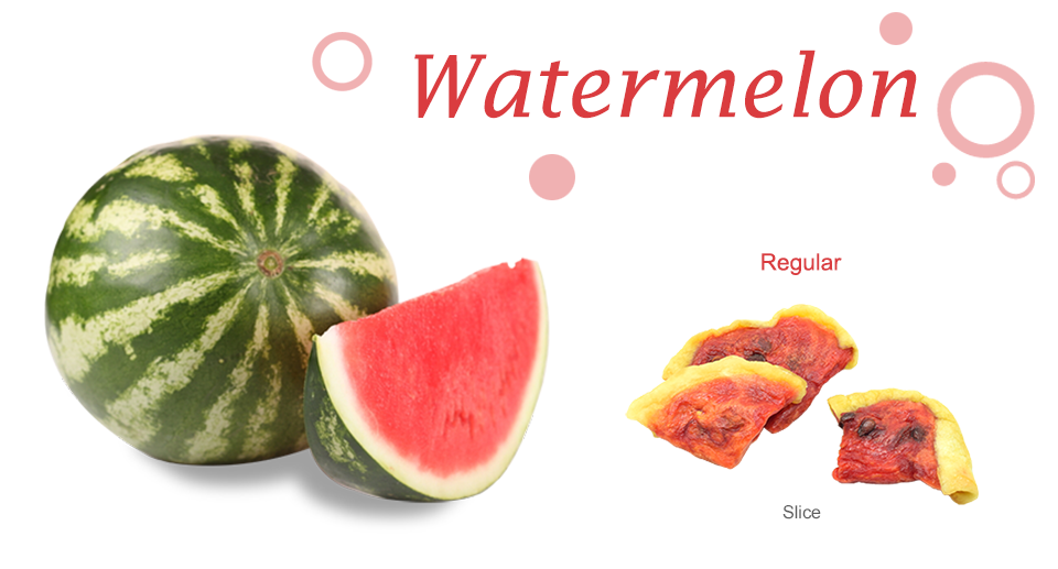 Watermelon Dried Fruit