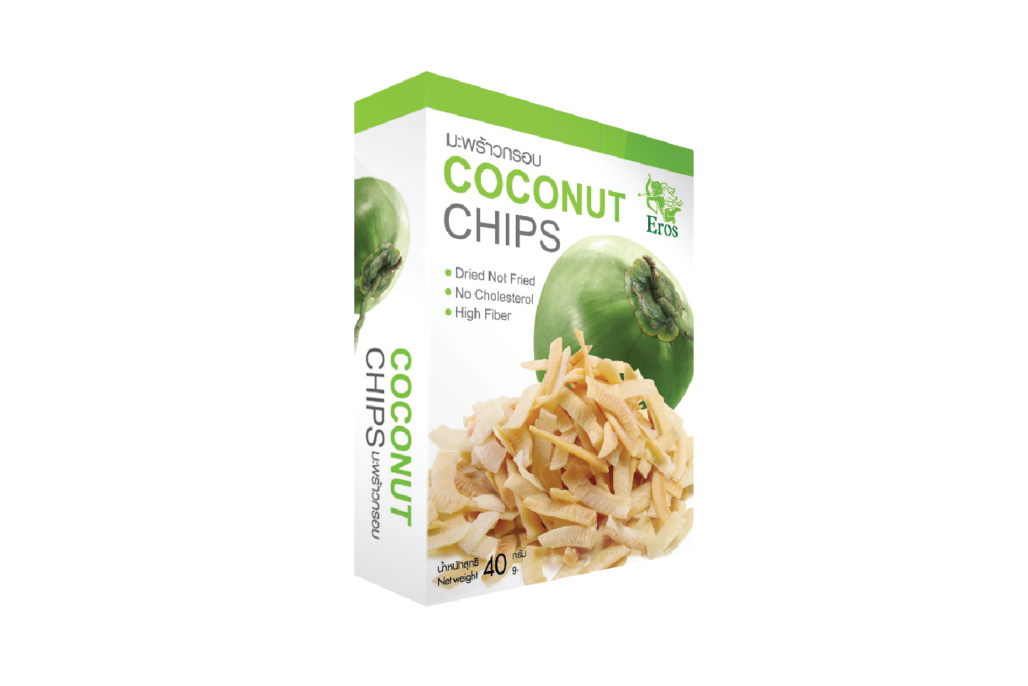 EROS Coconut Chips