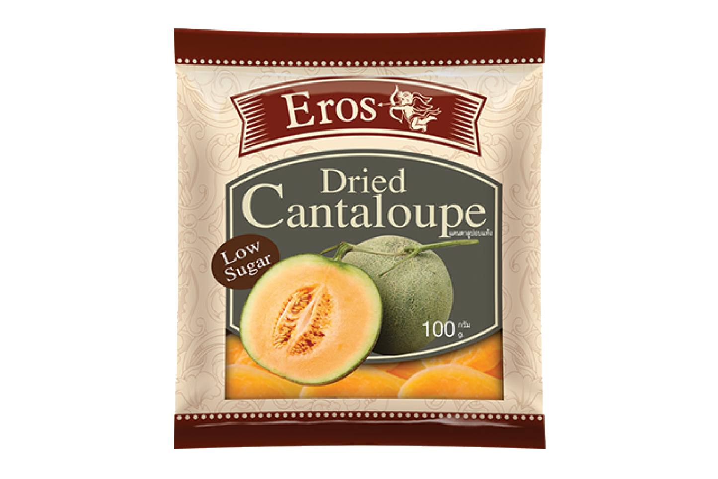 EROS Dried Cantaloupe