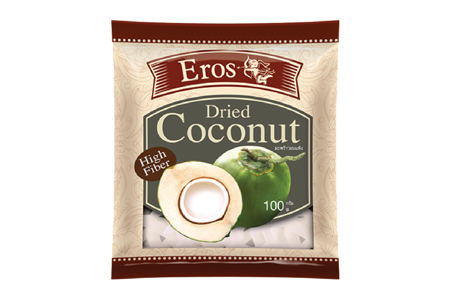 EROS Dried Coconut