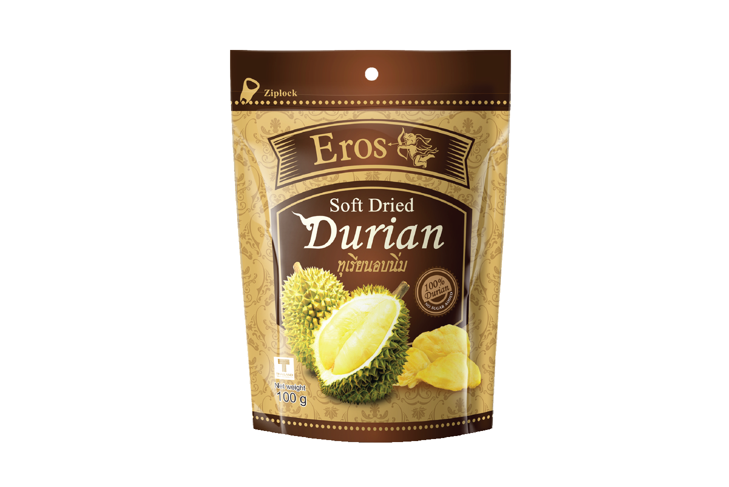EROS Soft Dried Durian
